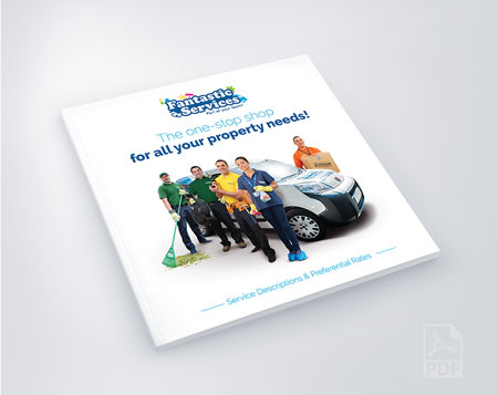 Brochure Service Descriptions and Preferential Rates